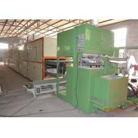 China High Reliability Paper Egg Tray Moulding Machine , Pulp Egg Tray Machine wholesale