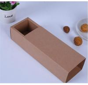 China Custom Matt Black Drawer Packaging Cardboard Box, Wholesale Luxury Paper Gift Box,Cosmetic Gift Packaging Paper Box bage wholesale