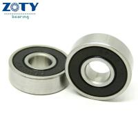 China S609 2RS Stainless Steel Miniature Bearings 9x24x7mm water pump deep groove ball bearing S609RS wholesale