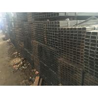 China Cold Rolled Q345 Iron Rectangular Steel Pipe with Hollow in  size 25*25*1.4mm wholesale
