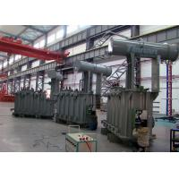 China 10 - 35kV Oil Immersed three Phase Power Transformer Electrical OLTC wholesale