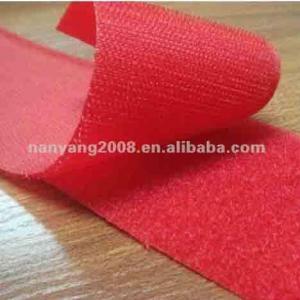 China Self-adhesive velcro hook and loop tape wholesale