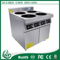 China Cabinet 4 burner electric hot plate wholesale