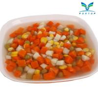 China Canned Mixed Vegetable wholesale