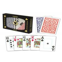 China Durable Copag 1546 Marked Poker Cards  , 2 Marked Card Deck Set For Poker Cheat wholesale