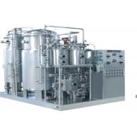 China Cola or Sprite Soda Drinks Mixer Carbonated Beverage Processing Equipment for Filling Plant wholesale