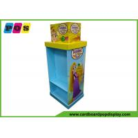 China Advertising Shelf Cardboard Display Stands UV Varnish For Tangled Toys FL205 wholesale