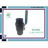 China Water CPVC Ball Valve Hydraulic , PVC Compact Ball Valve 1.2MM - 2.5MM wholesale