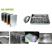 China Separate Sweep Generator Control Immersible Ultrasonic Transducer Box 40khz SUS304 wholesale