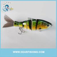 Quality multi jointed swimbait shad fishing lures molds making supplies for sale