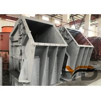 China Simple Structure Impact Stone Crusher High Pressure Double Crank 200kw Power wholesale