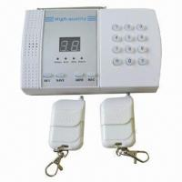 China Network Intelligent Alarm System, Scheduled Arm and Disarm Function, Adjustable Siren Volume  wholesale