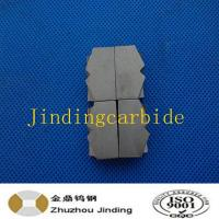 China Hot selling tungsten carbide cutting dies blank for punching steel nails with many sizes on sale