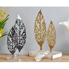 China Custom Leaf Shape Shop Window Displays Accessories Artwork Display Stand wholesale