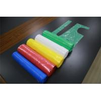 China Roll Packing Disposable Plastic Aprons PE Smock Single Use For Food Processing wholesale