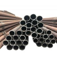 Hot / Cold Rolled Carbon Steel Seamless Pipe Polishing And Galvanized Surface