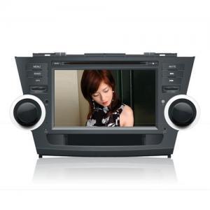 China Car DVD player KS-661 TOYOTA:Highlander wholesale