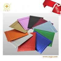 China Glamour Metallic Bubble Envelope Bag for the protective packaging of glasswork wholesale