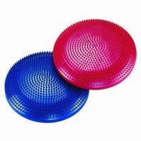 China Balance Cushion, Comes in Blue and Red wholesale