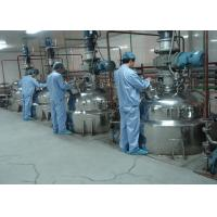 China Semi - Automatic Liquid Liquid Soap Production Line ISO9001 Certification on sale