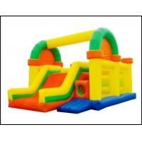 China Huge Colorful Inflatable Bouncy Castle Jumping Inflatable Kids Bouncy Castle on sale