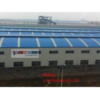 China Roofing Sheet Corrugated Roll Forming Machine with PVC Roof Tile Molds 350kg/h wholesale
