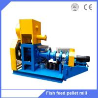 China Super Quality Floating Fish Feed Pellet Machine Small Wood Pellet Machine Small Feed Pellet Machine wholesale