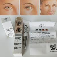 China Eye Cream Gel For Dark Circles Puffiness Wrinkles Bags Most Effective Anti-Aging Eye Cream wholesale