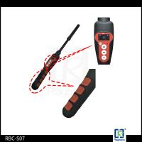 China 134.2KHz LF RFID Microchip Scanner Long Range Stick Cable For Animal Management wholesale