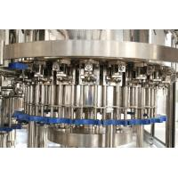 China SS304 Carbonated Beverage Filling Machine , Automatic Filling Machines And Equipment wholesale