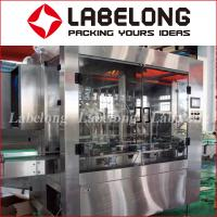 China 500BPH Linear Filling Machine Automatic For Chemical Pesticide Acid Liquid wholesale