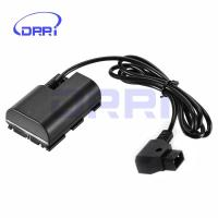 China D-Tap to LP-E6 Dummy Battery for Small HD 501 502 Monitor / Canon 5D Mark II 60D/7D 80D wholesale