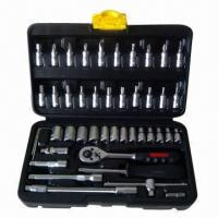 China 42 Pieces Socket Wrench Set wholesale