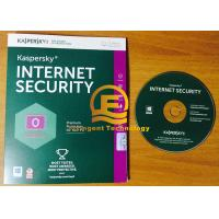 China Karpersky Antivirus Key Pc Security Software , Internet Security Software For Laptop on sale