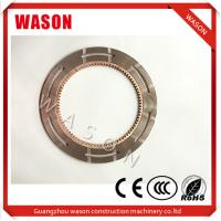 China Komatsu Excavator Spare Parts Friction Plate Friction Disc 131-10-11110 131-10-41610 on sale
