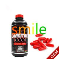 China Powerful Natural  Weight Loss Pills Nutrex Research Liquid L - Carnitine 3000 Supplement Slimming Capsule wholesale