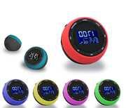 China New Alarm Clock controlling FM radio with snooze, calendar and temperature on sale