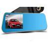 China FHD 1080p Dash Cam Rear View Mirror Mount , Car Mirror Camera Recorder wholesale
