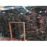 China Negro Marquina Black Marble Slab And Tiles Bathroom Vanitytops For Residential Apartment wholesale