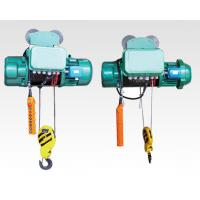 China Hoist Speed Electric Wire Rope Hoist , 10 Ton Electric Cable Hoist Winch wholesale