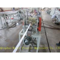 China pvc edge banding extrusion machine extrusion line with online printing wholesale