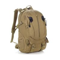 China Unisex Army fans 40L Outdoor Backpack Schoolbag Computer Wear Nylon Waterproof Bag Leisure Sports Backpack wholesale