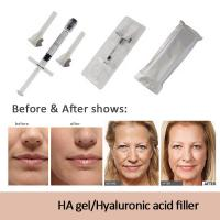 China 2ml fine line Sodium hyaluronate gel/Hyaluronic acid dermal filler injection wholesale