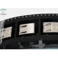 Buy cheap Single Port SMT RJ45 Modular Jack Connector With LED MJ5688-B111-HRS2L2-C from wholesalers