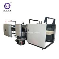 China Automatic Paper Sheet Embossing Machine For Carboard Paper 450gsm Range wholesale