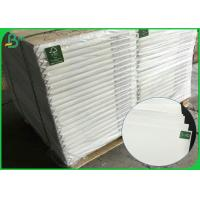 China FSC Approved Virgin Wood 61*86cm 55gsm 60gsm Offset Printing Paper For Notebook wholesale