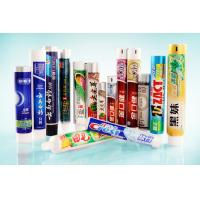 China Colored Offset Printing Toothpaste Tube Packaging, Plastic Laminated Tubes wholesale