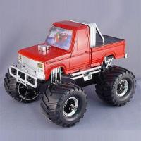 China Mini Truck Alarm Clock with Real Sound of Engine and Horn Alarm wholesale