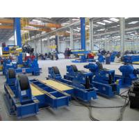 China Customized Boiler Pipe Rollers for Welding , Pipe Turning Rolls wholesale