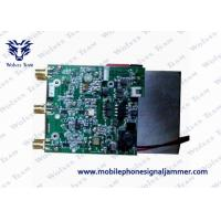 China Professional Mobile Network Jammer RF Module Secure Design For CDMA / GSM / DCS wholesale